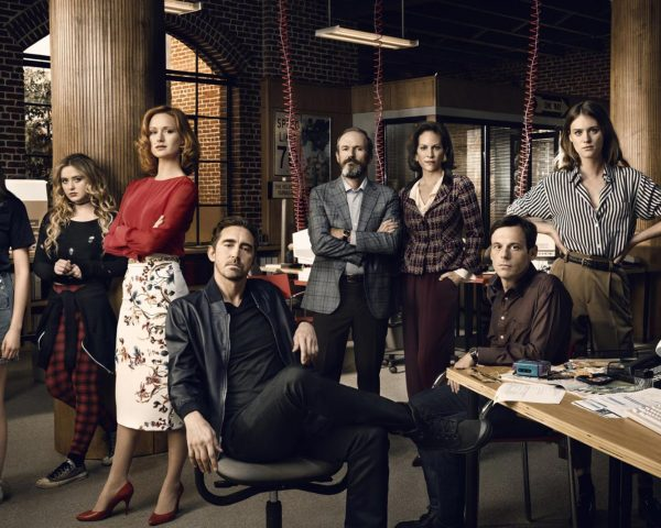 Halt and Catch Fire Season 4 Cast