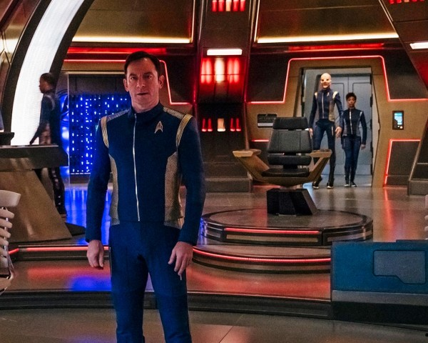 Star Trek: Discovery The Butcher's Knife Cares Not for the Lamb's Cry Episode 4