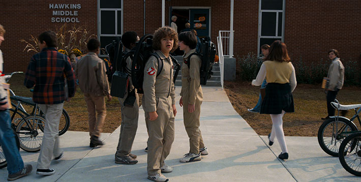 Stranger Things Season 2 - Trick or Treat, Freak