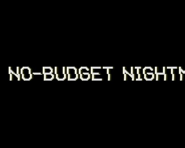 No-Budget Nightmares Episode 100