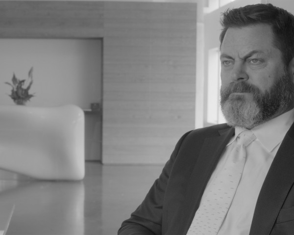 Nick Offerman in Infinity Baby