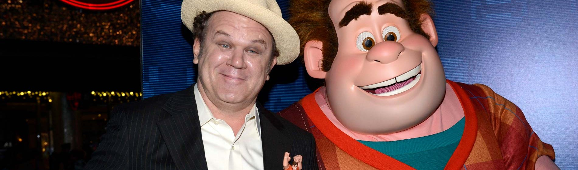 John C. Reilly Wreck-It-Ralph