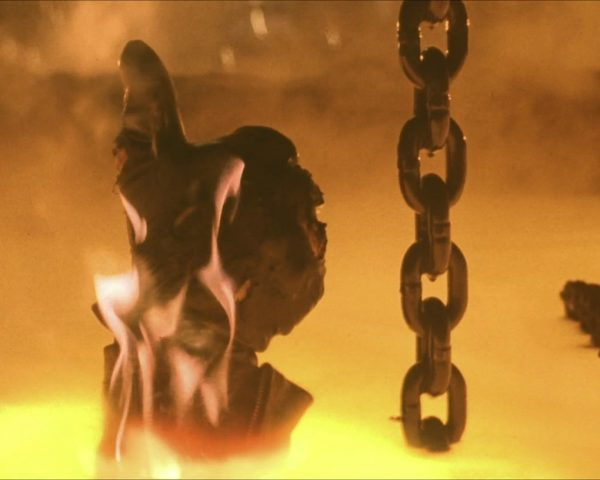 Terminator 2 Thumb's Up