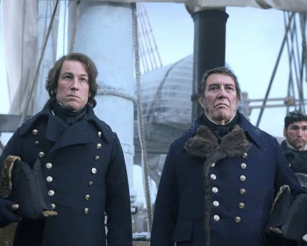 The Terror Tobias Menzies Ciaran Hinds Episode 101