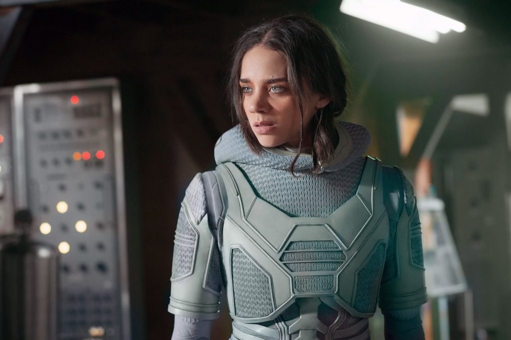 Ant-Man and the Wasp - Ghost