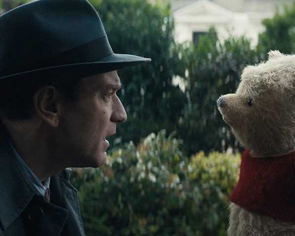 Christopher Robin Interview