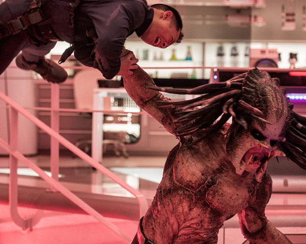 TIFF 2018 The Predator Review