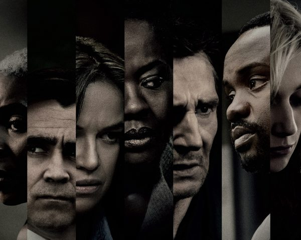 On That Shelf Contest - Widows Screening Giveaway
