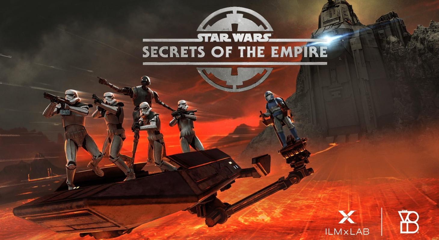 Star Wars: Secrets of the Empire Toronto