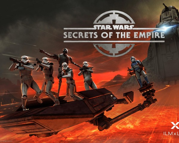 Star Wars: Secrets of the Empire Toronto