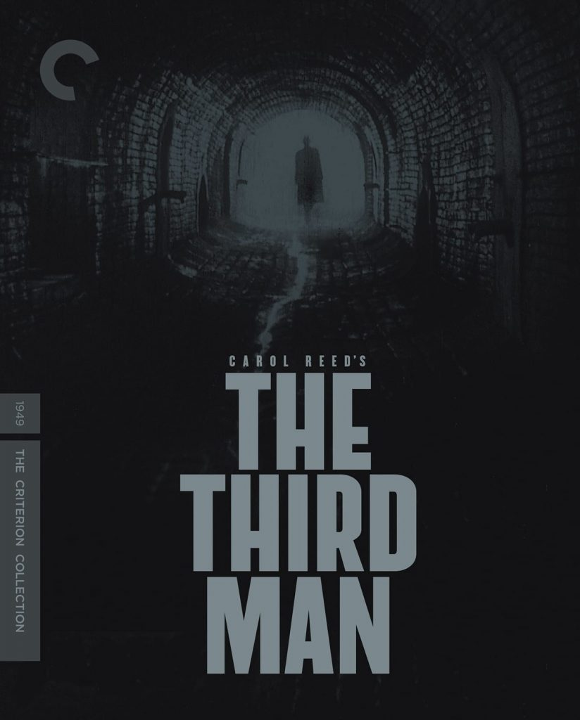 The Third Man Criterion Blu-ray