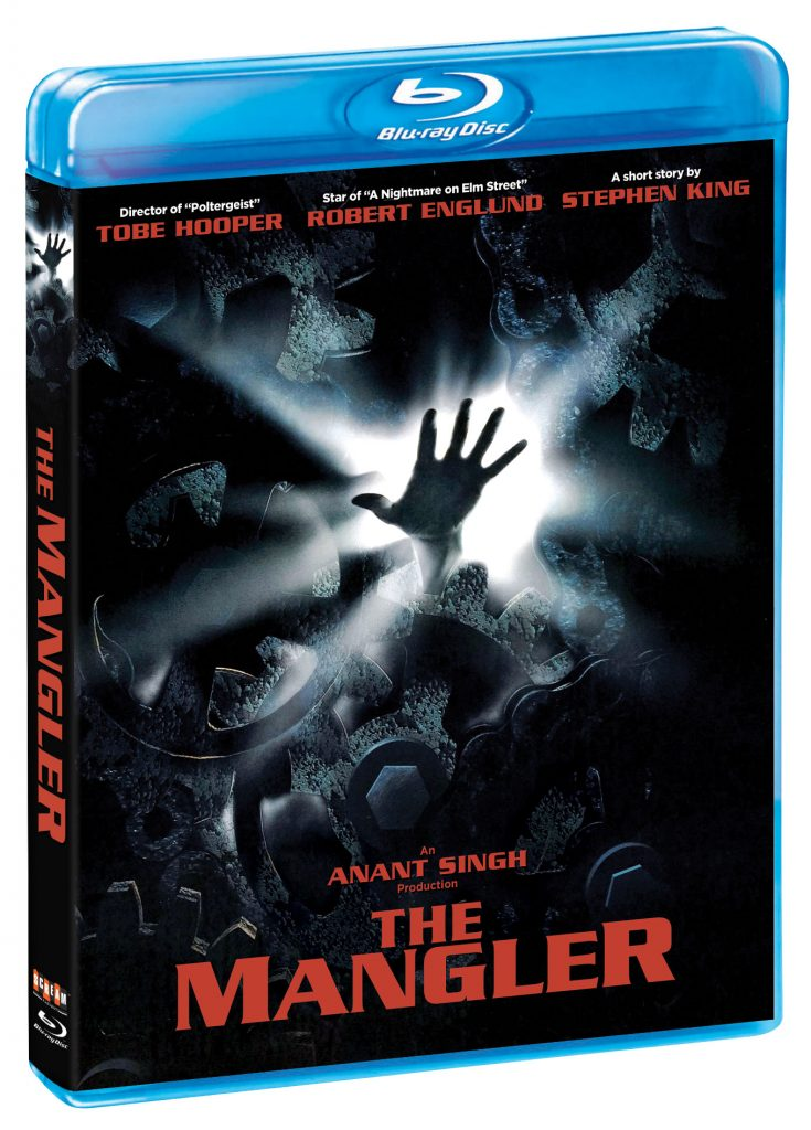 Mangler Blu-Ray Product Shot