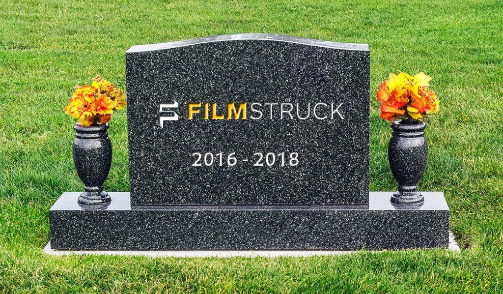 RIP FilmStruck