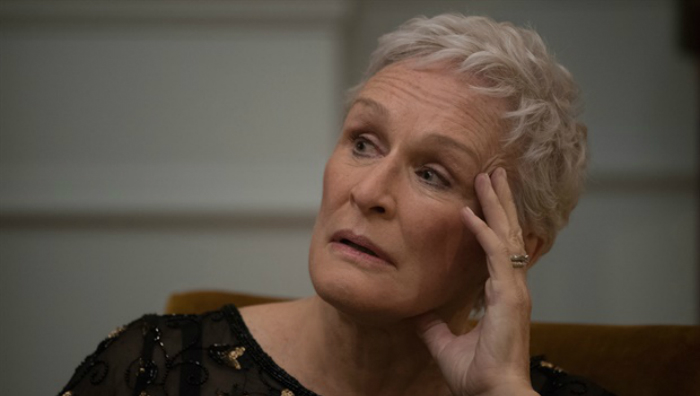 Glenn Close The Wife