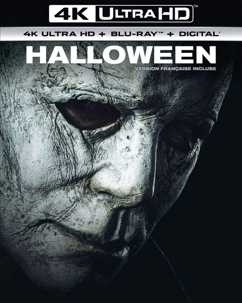 Halloween 4K Ultra HD Blu-ray