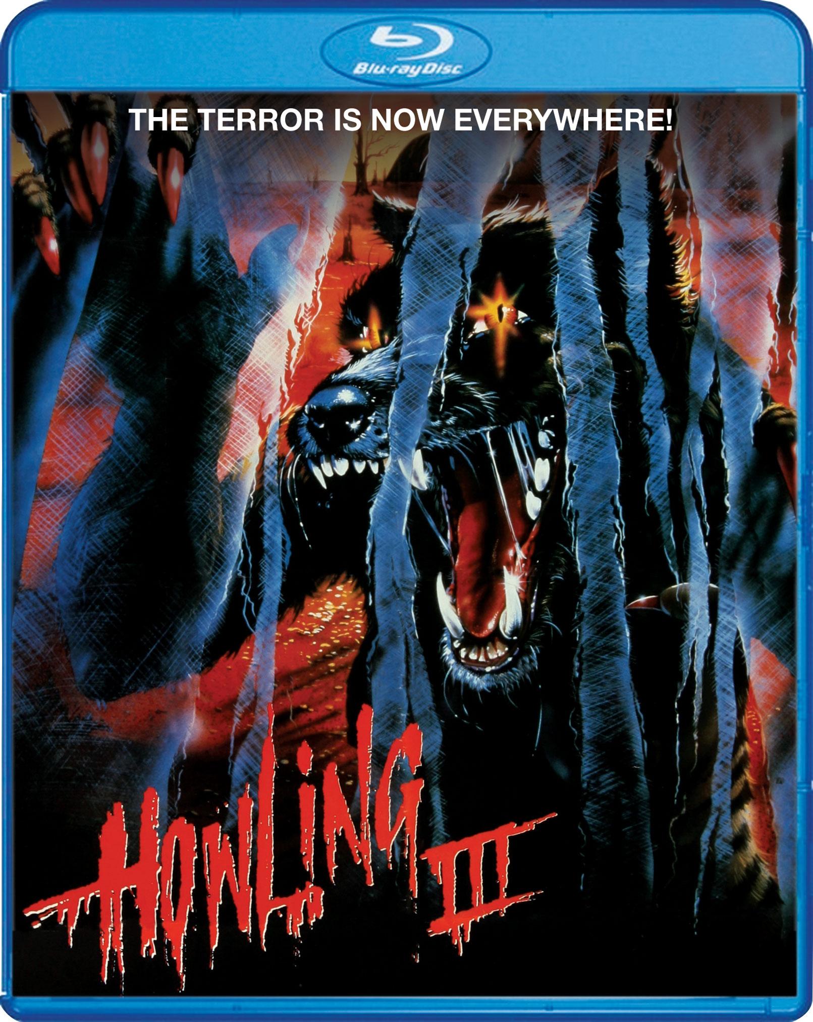 Howling III Blu-ray Cover Art