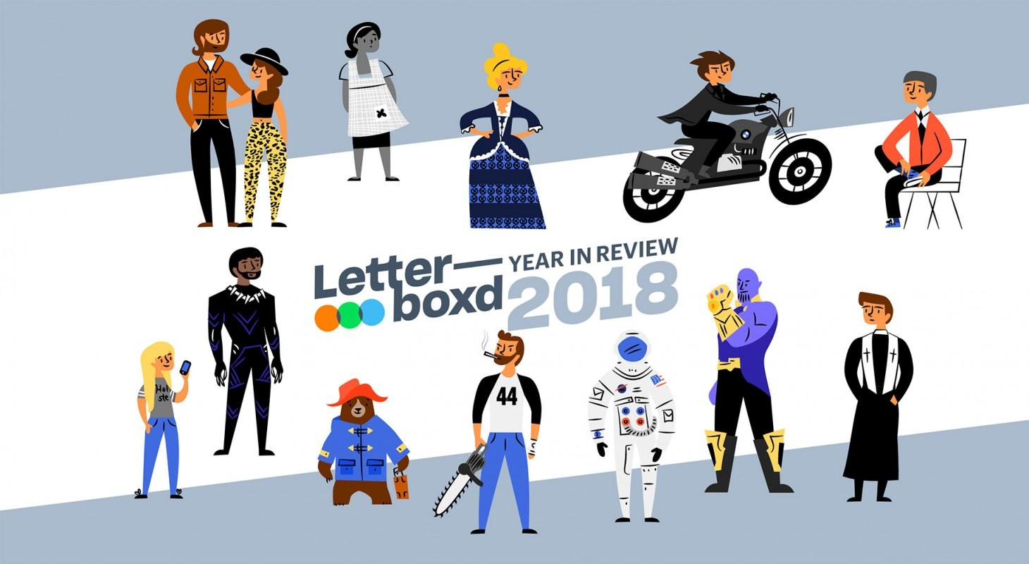 Letterboxd 2018