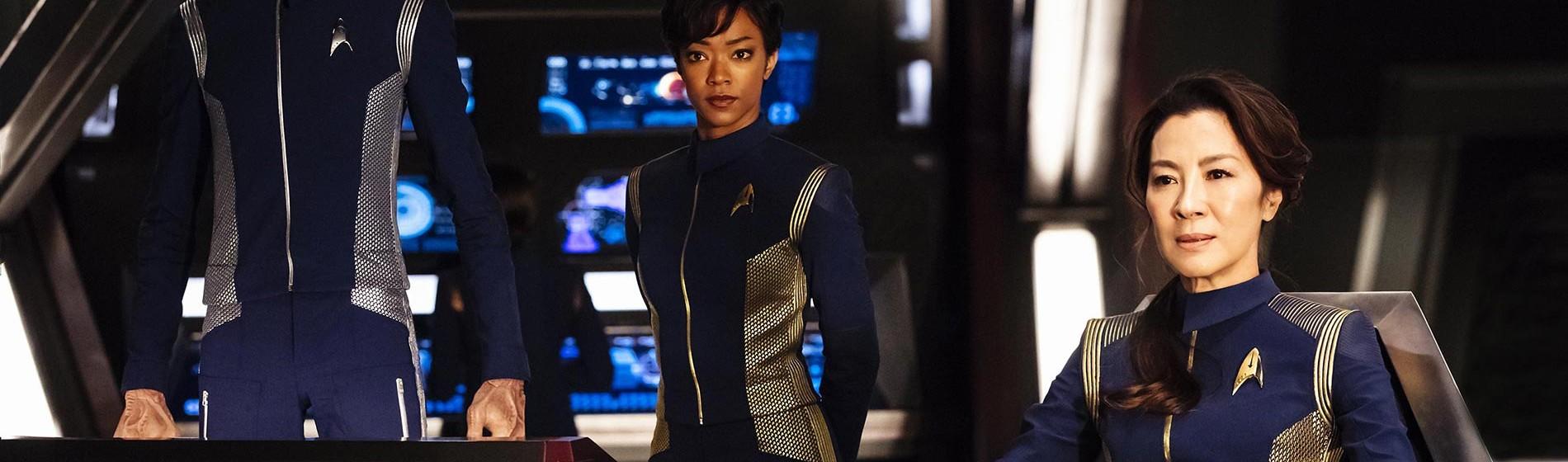 Star Trek: Discovery The Vulcan Hello