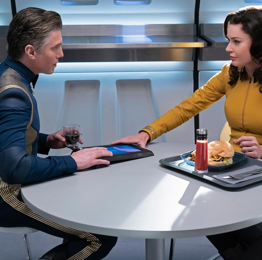 Star Trek: Discovery - An- Obol for Charon