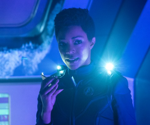 Star Trek: Discovery Saints of Imperfection