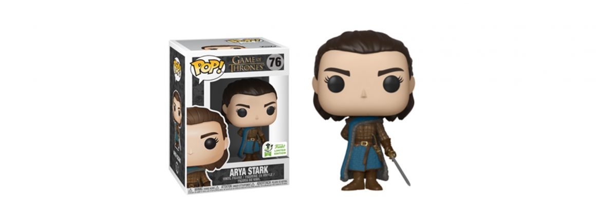 Funko Game of Thrones Arya Stark ECCC