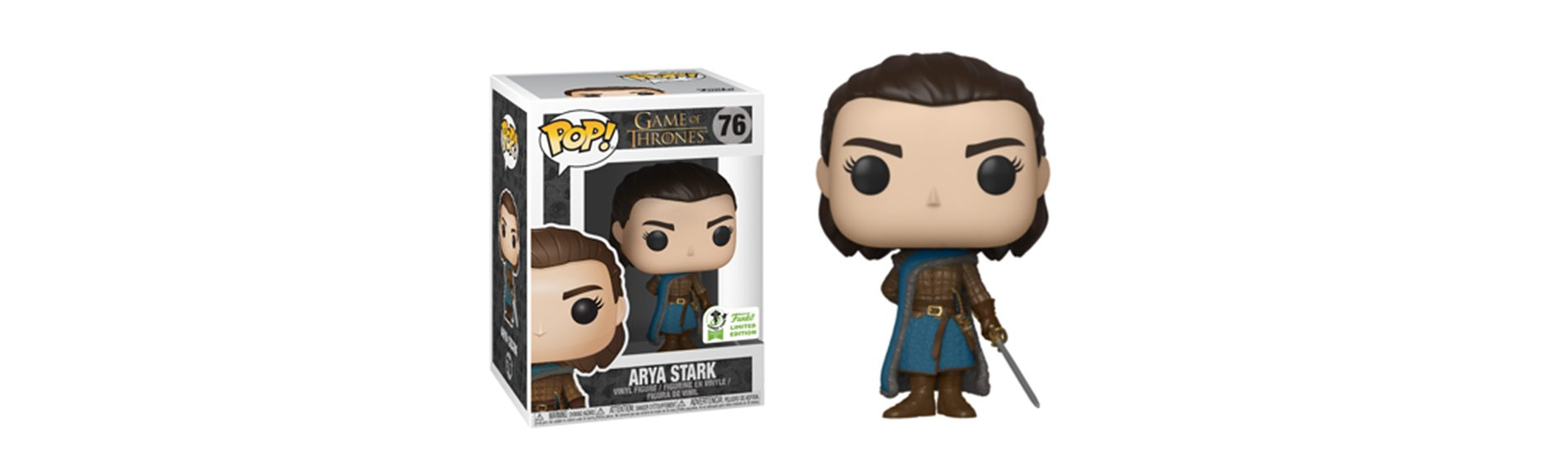 Funko Game of Thrones Arya Stark ECCC