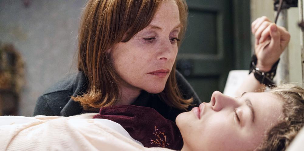 Greta Isabelle Huppert Chloe Grace Moretz