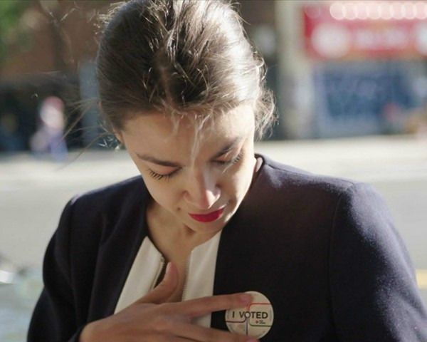 Alexandria Ocasio-Cortez - Knock Down the House -- Hot Docs