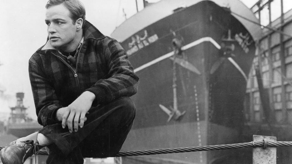 On the Waterfront Marlon Brando