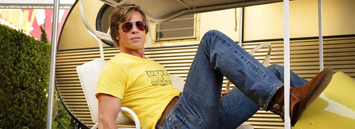 Once-Upon-A-Time-in-Hollywood-Brad-Pitt-set-photo