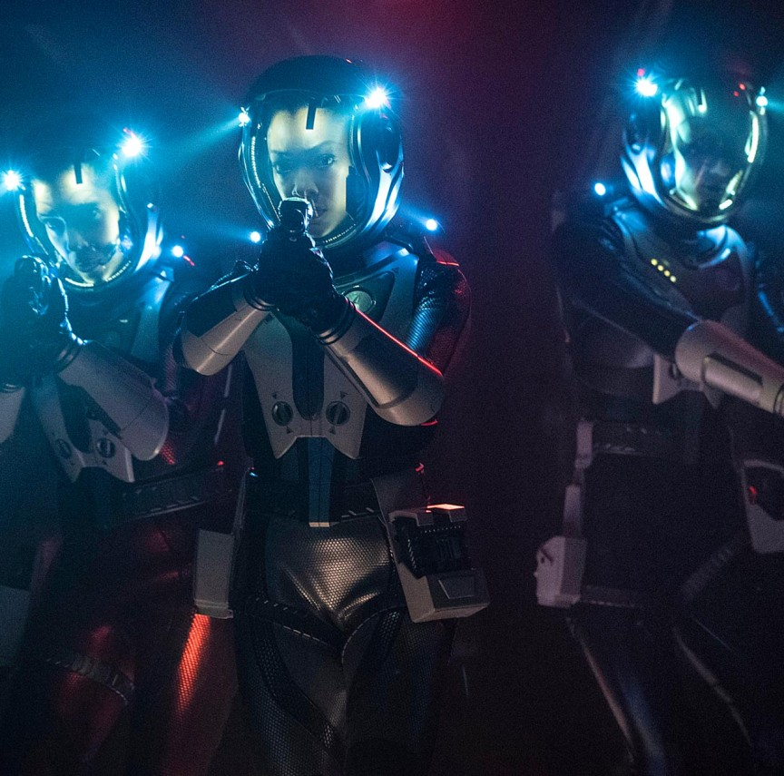 Star Trek: Discovery Episode 209 Project Daedalus
