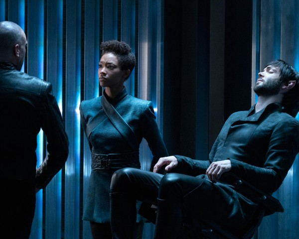 Star Trek: Discovery Light and Shadow