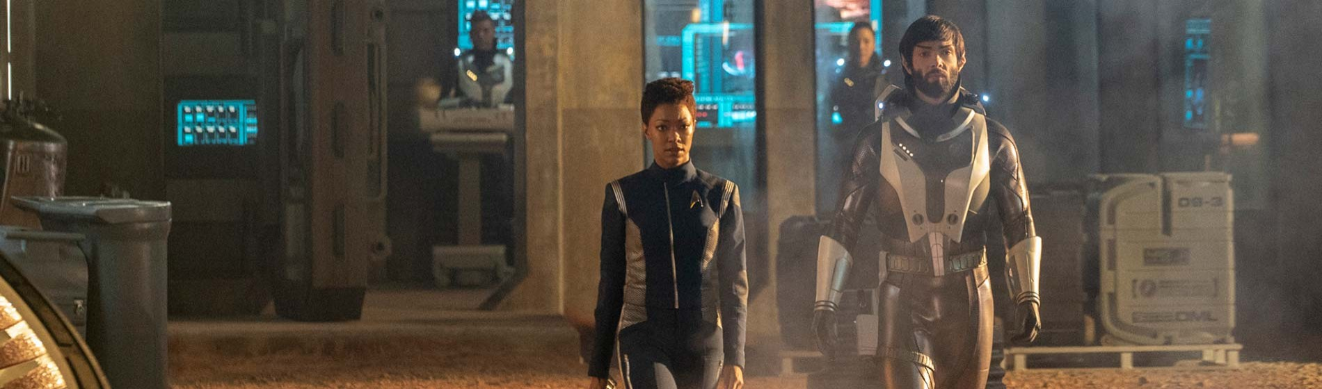Star Trek: Discovery Red Angel