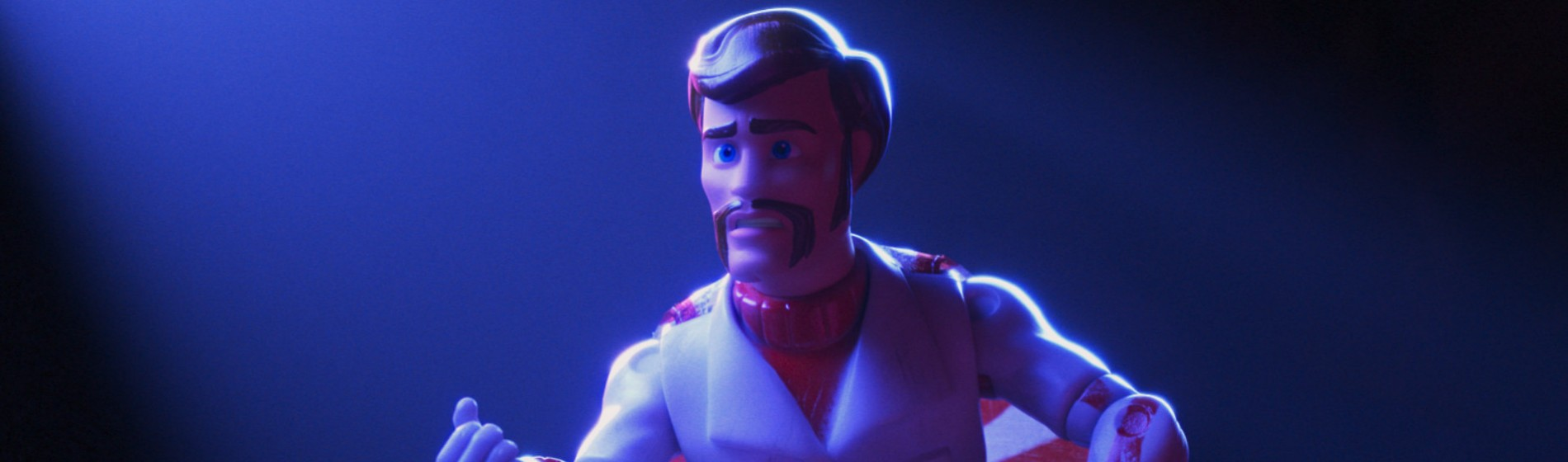 Toy Story 4 -- Duke Caboom