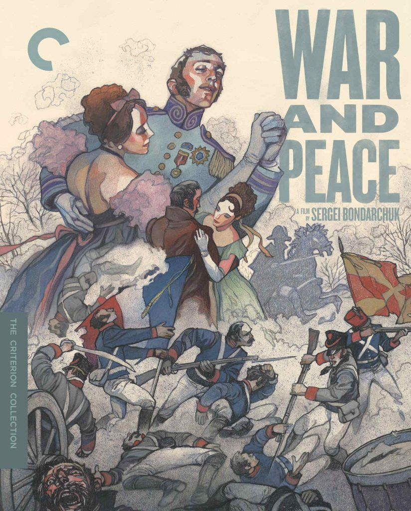 War and Peace -- Criterion Collection Image