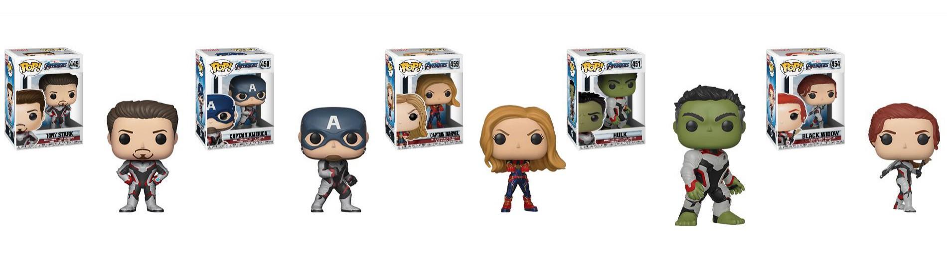 Avengers: Endgame Funko