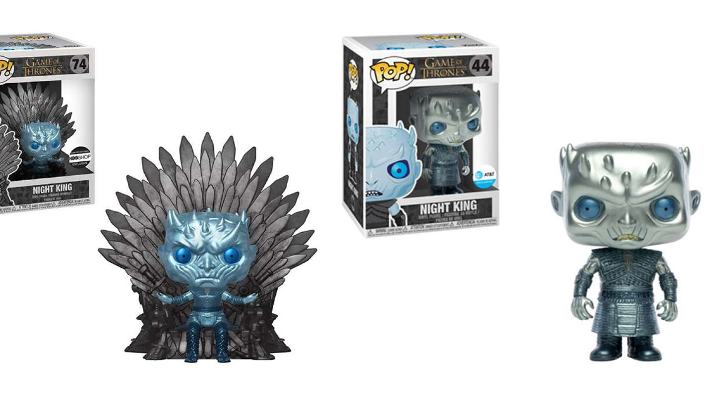 Game of Thrones Funko Pop Night King