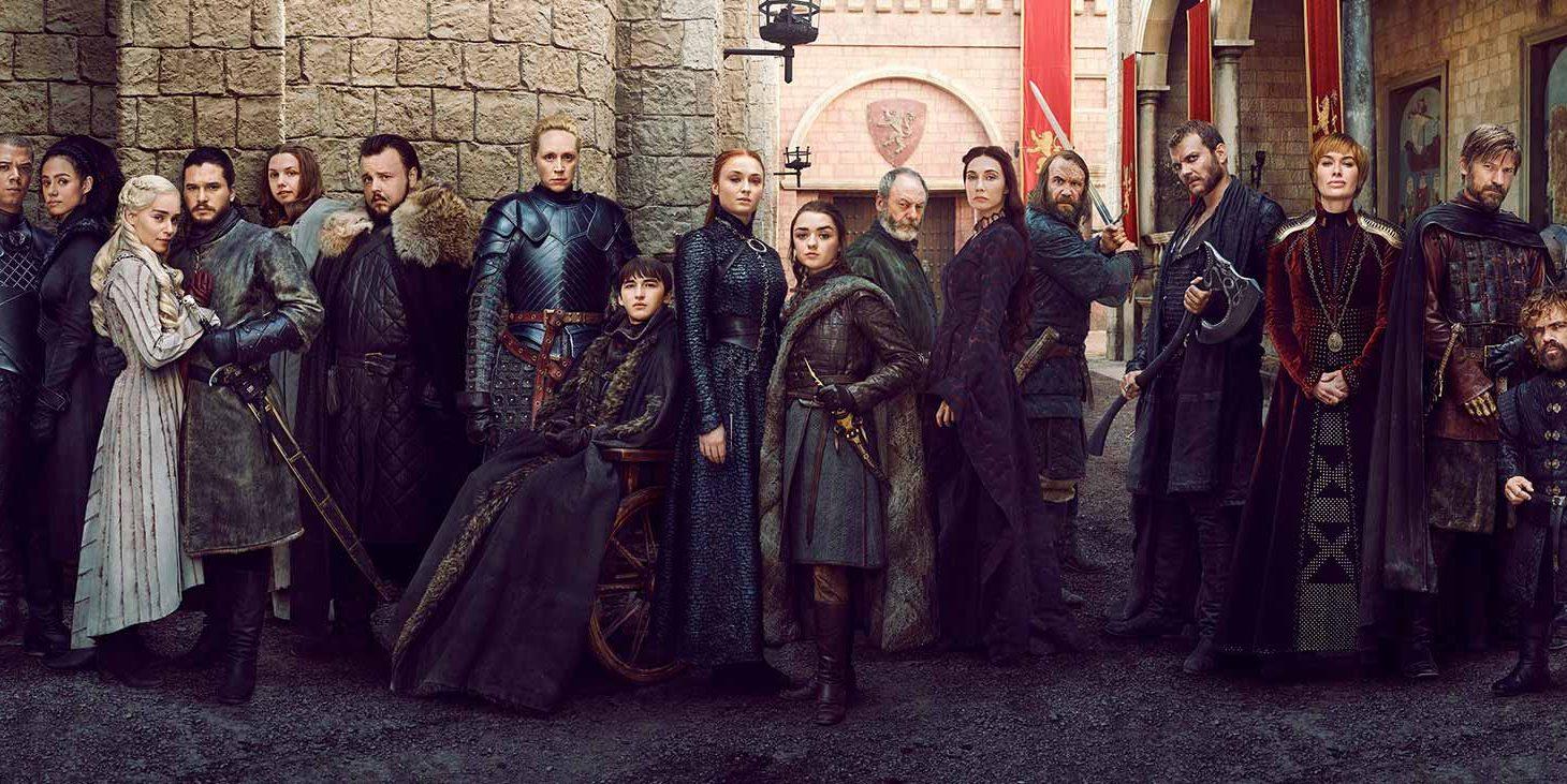 Game of Thrones Season 8 Reunions