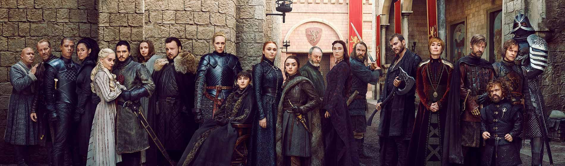 Game of Thrones Season 8 Reunions