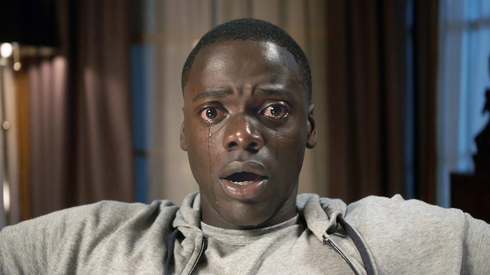 GET OUT, Daniel Kaluuya, 2017. ©Universal Pictures/courtesy Everett Collection