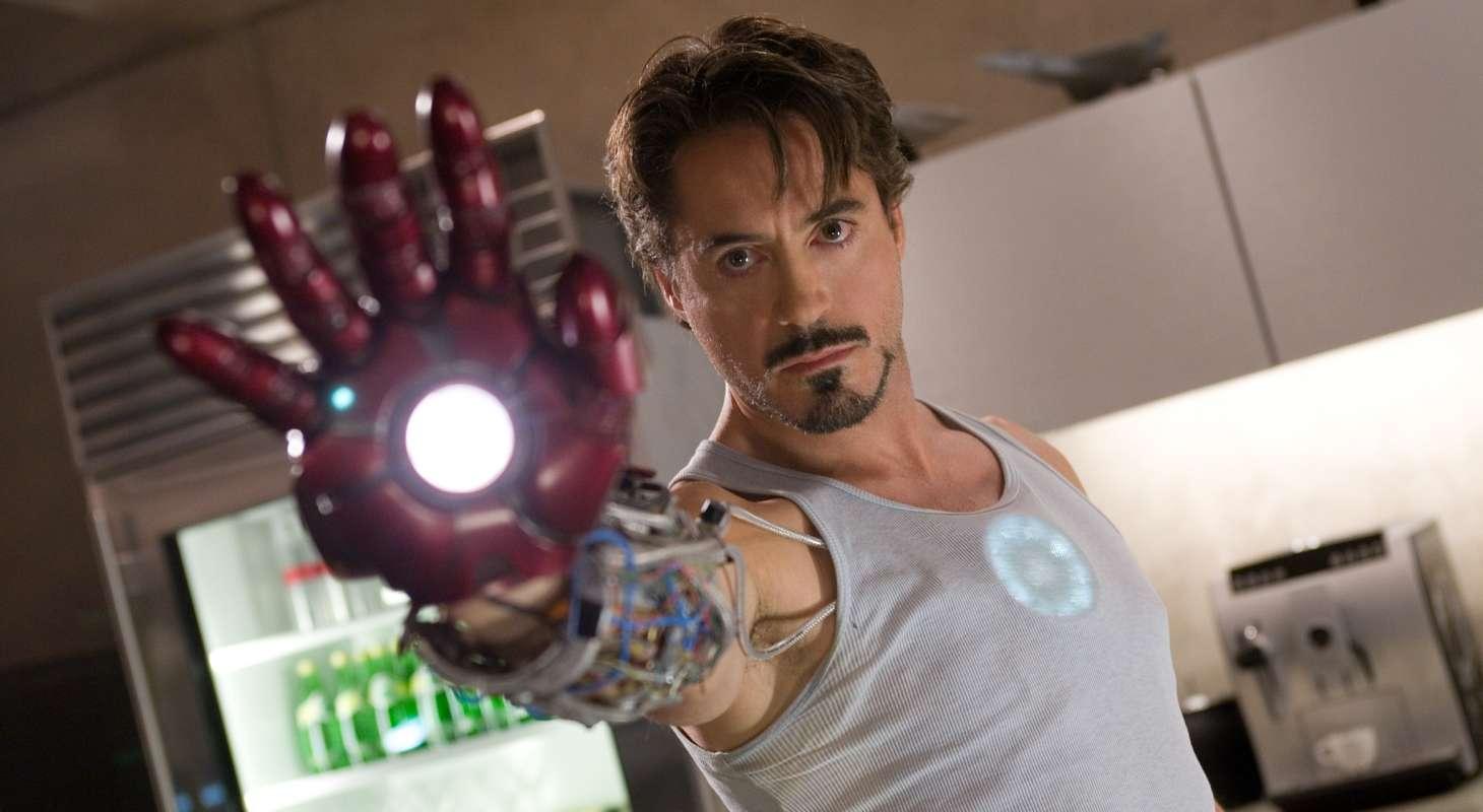 Iron Man (2008) Tony Stark Robert Downey Jr.