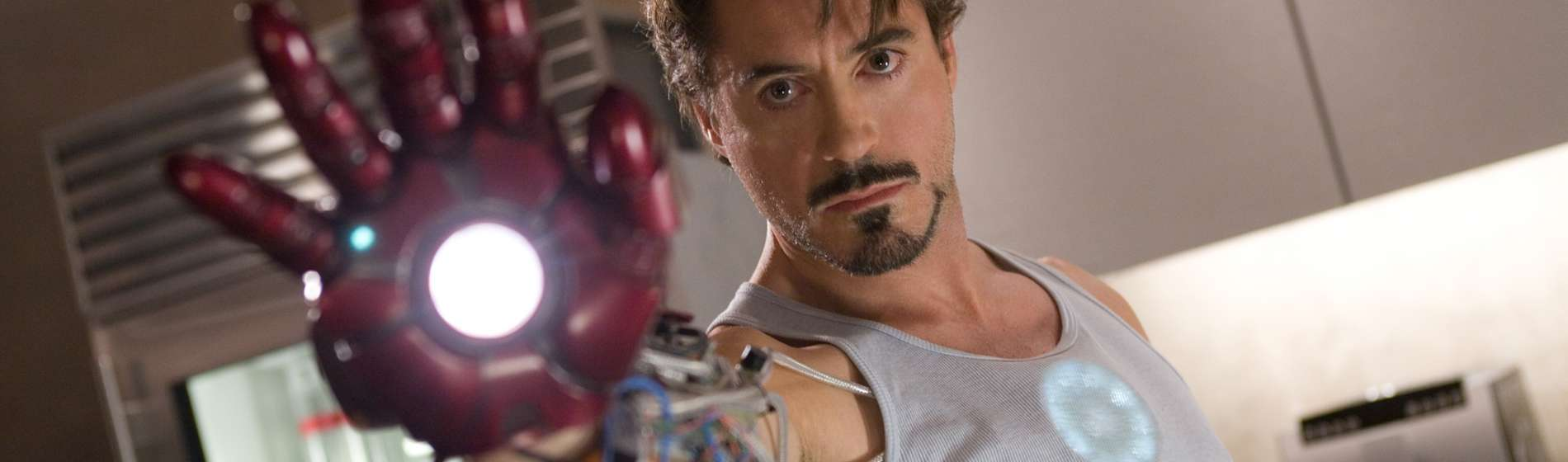 Iron Man (2008) Tony Stark Robert Downey Jr.
