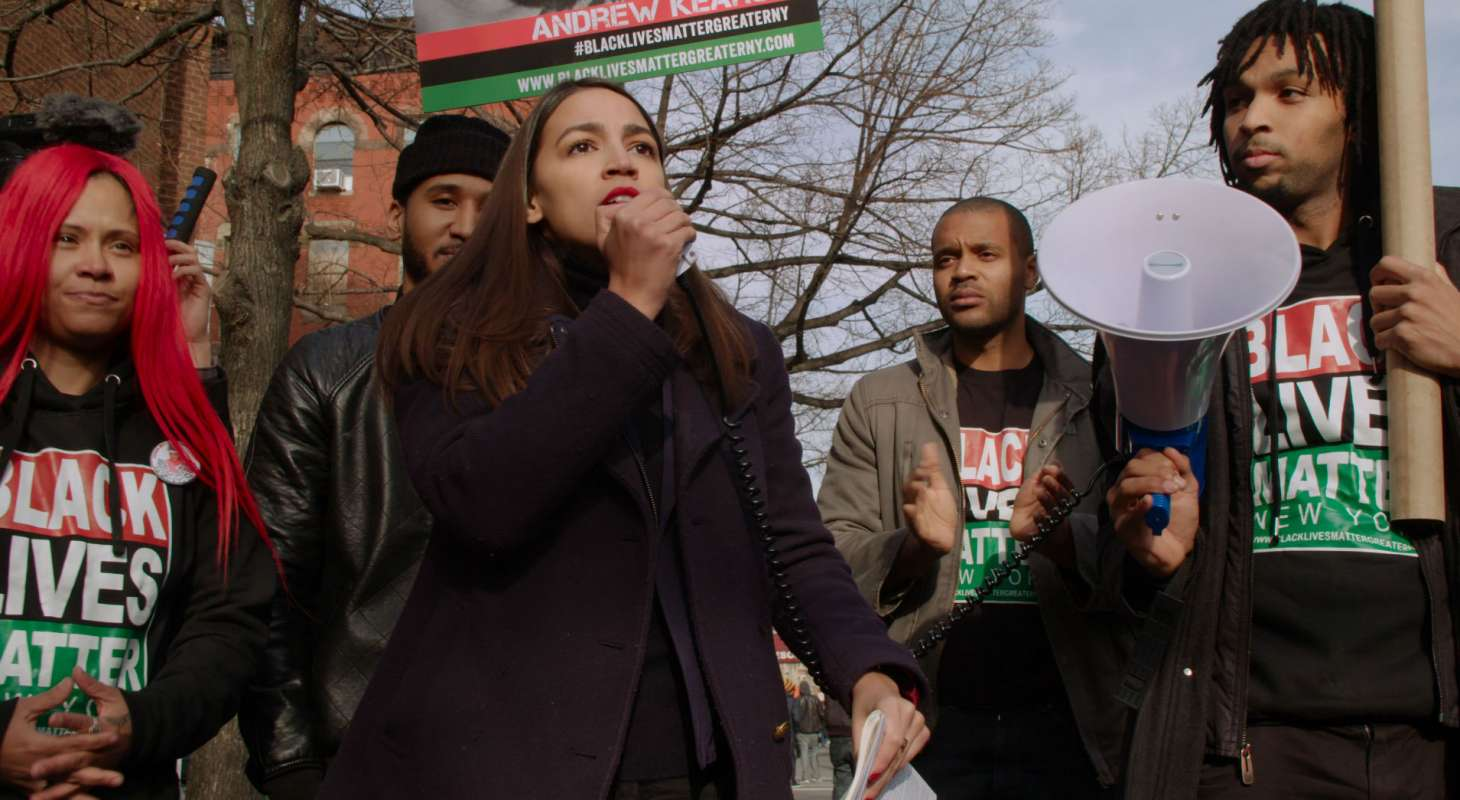 Knock_Down_The_House_AOC_at_Protest