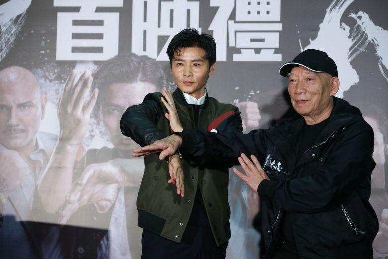 Master Z Max Zhang Yuen Woo-ping