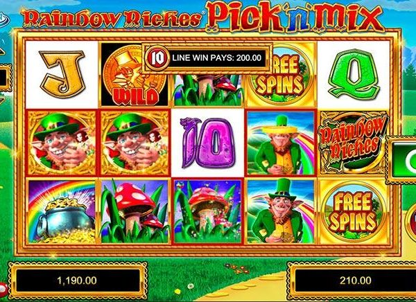 Rainbow Riches Pick 'N' Mix