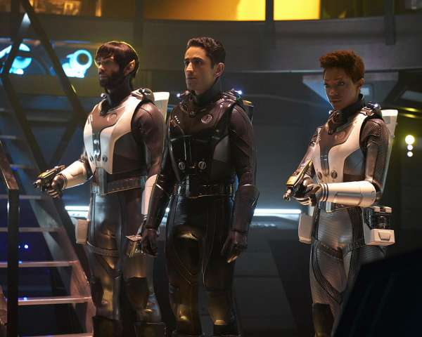 Star Trek: Discovery Episode 212 Through the Valley of Shadows