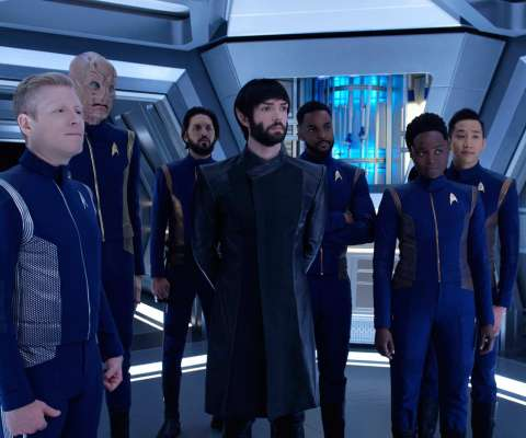 Star Trek: Discovery Sweet Sorrow Part One