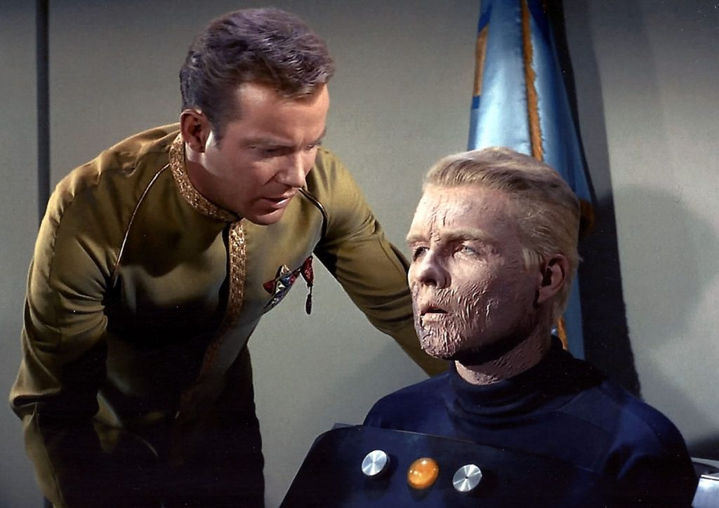 Star Trek: The Original Series Christopher Pike The Menagerie