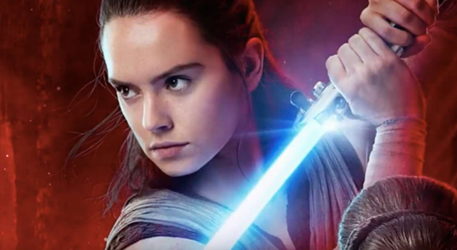 Star Wars Episode 9 Rey