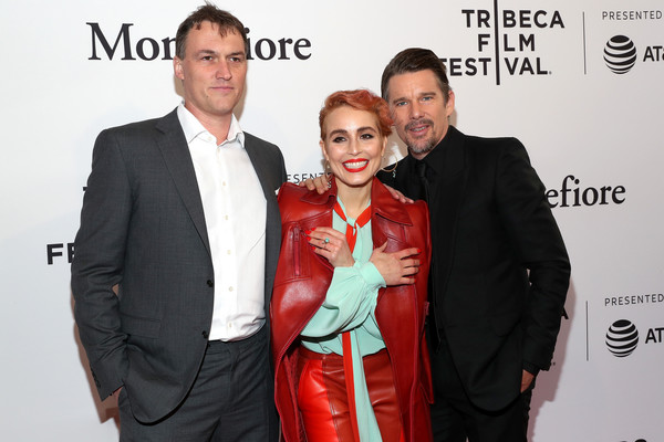 Stockholm Ethan Hawke Robert Budreau Noomi Rapace